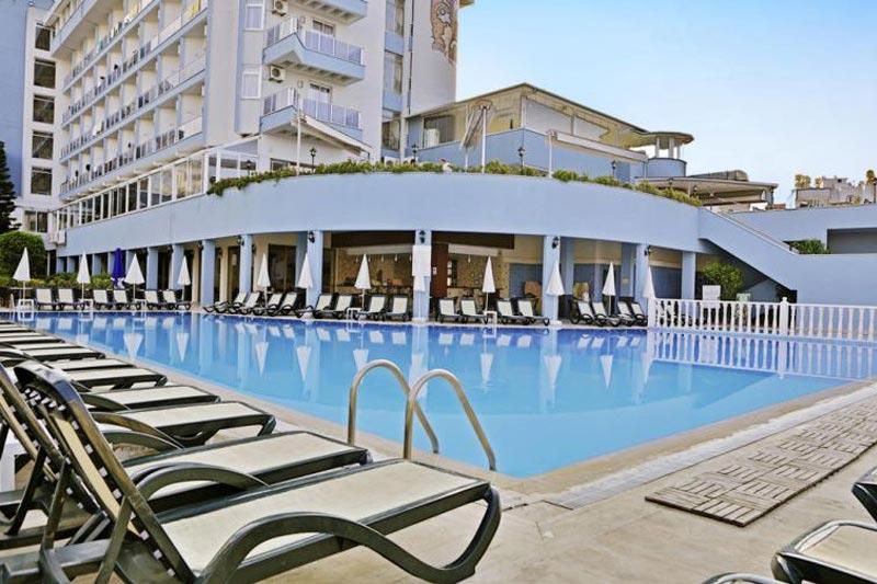 Kaila Beach Hotel (ex. Katya Hotel) 5*