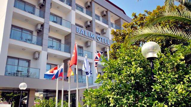 Hotel Balim Marmaris 3*