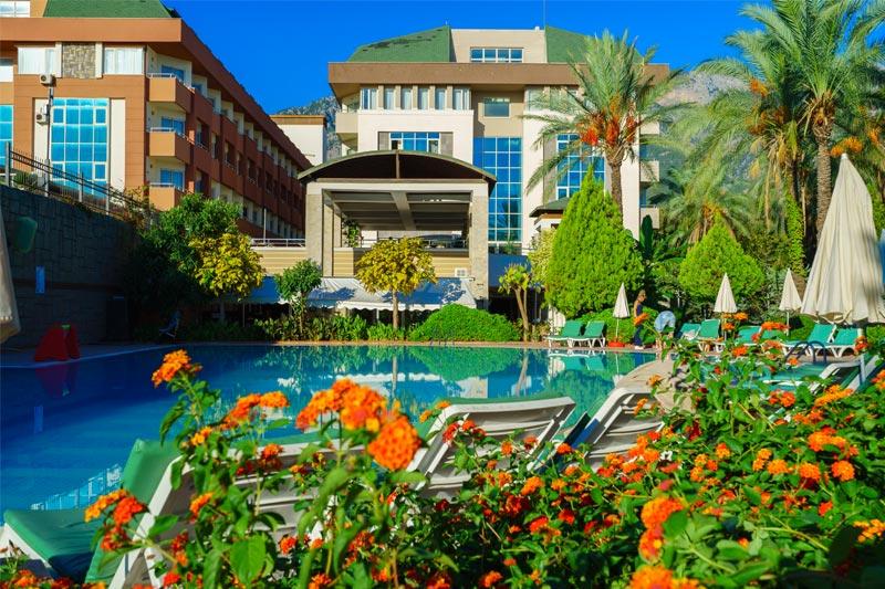 Hotel Armas Gul Beach Hotel 4*