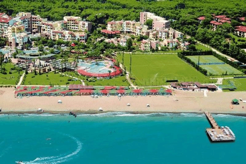 Limak Arcadia Golf & Sport Resort Hotel 5*