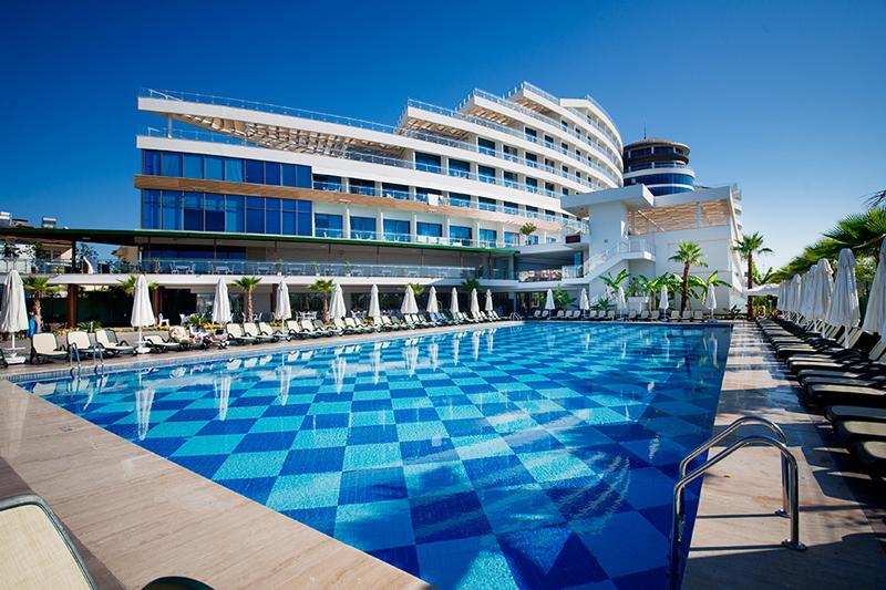 Raymar Resort & Aqua Hotel 5*