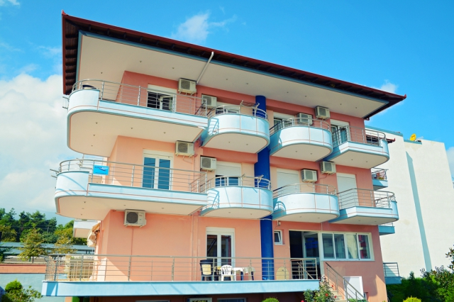 Vila ALEXANDRIO, Leptokaria