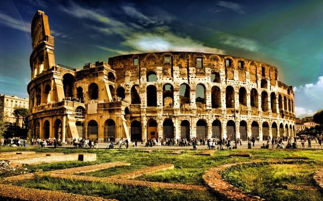 Rim - Večni grad (3 noćenja)