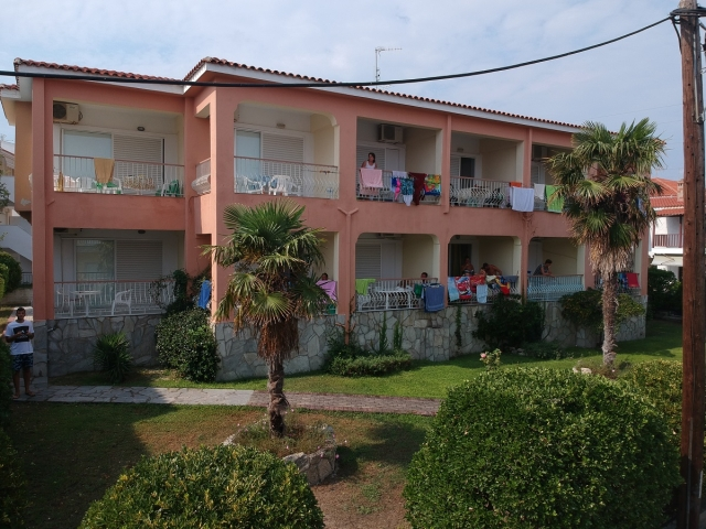 Vila TANASIS, Polihrono