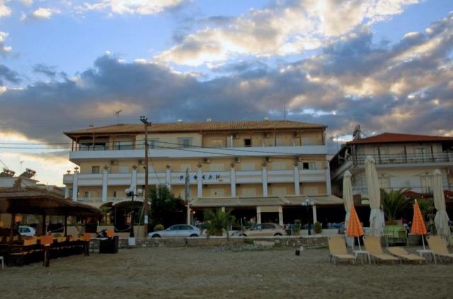 Vila NEFELI, Leptokaria