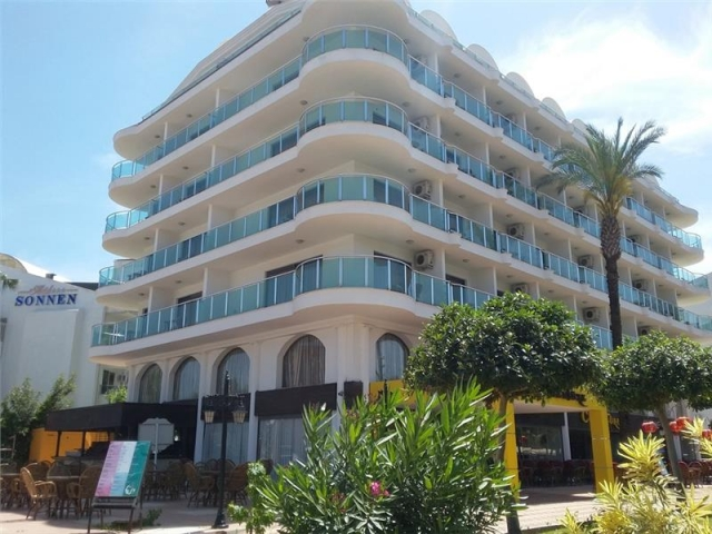 Hotel Cihanturk 3*