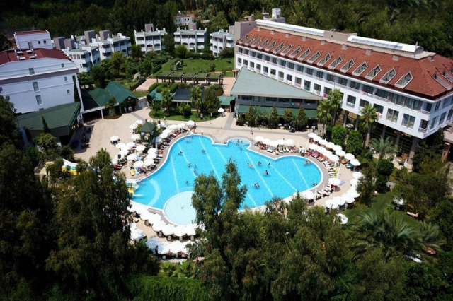 Kemer Sherwood Greenwood resort 4*