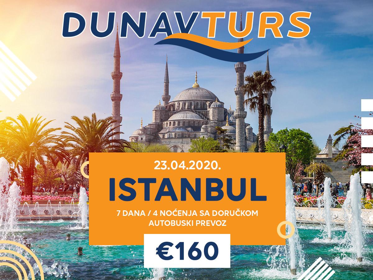DunavTurs Istanbul